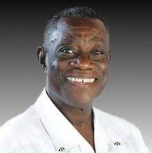 Late Dr. John Atta Mills, former Ghanaian president